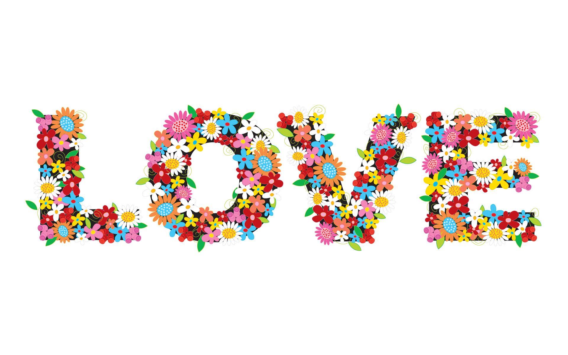 Стол любовь обои на тему любви