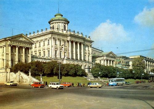 Историческое :: Старая Москва фото 0