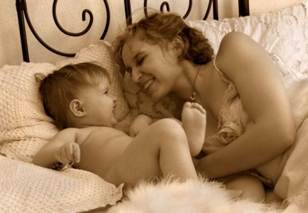проно фото с мамой