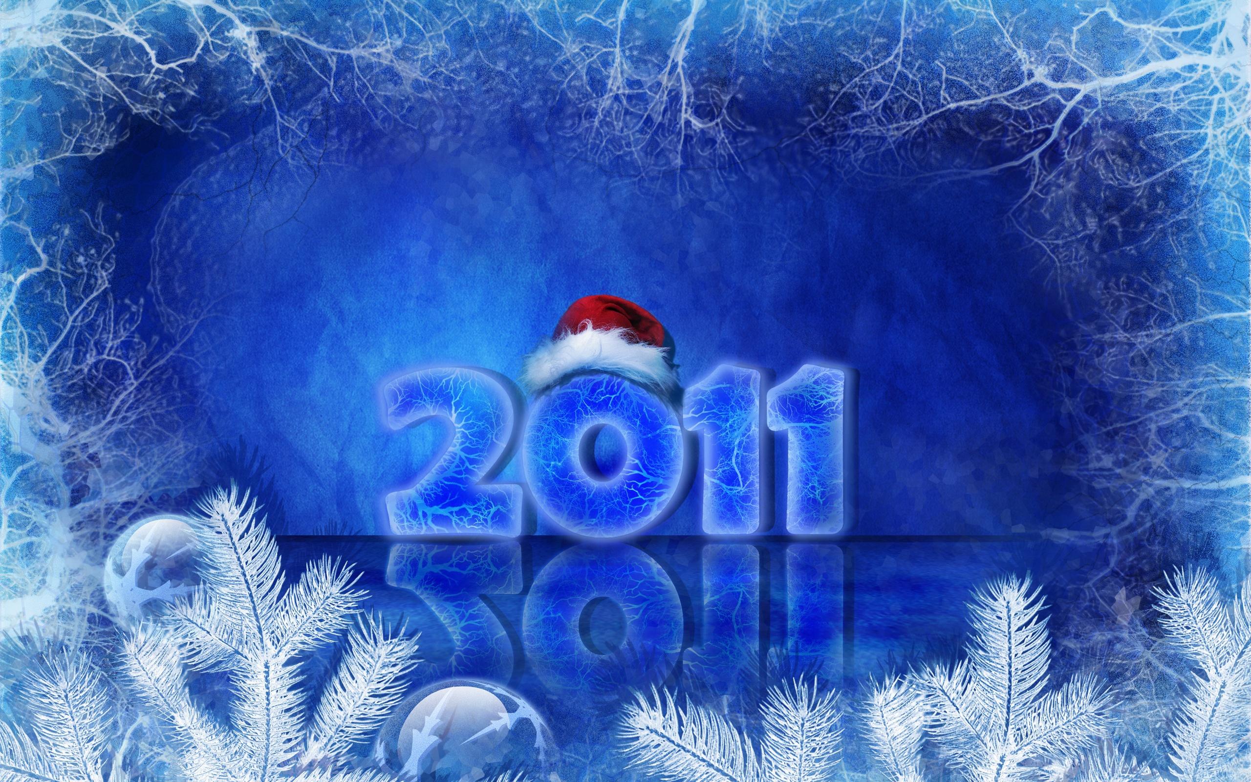 Открытки к 2011 новому году