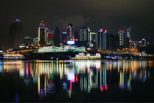 города ночью картинки на рабочий стол