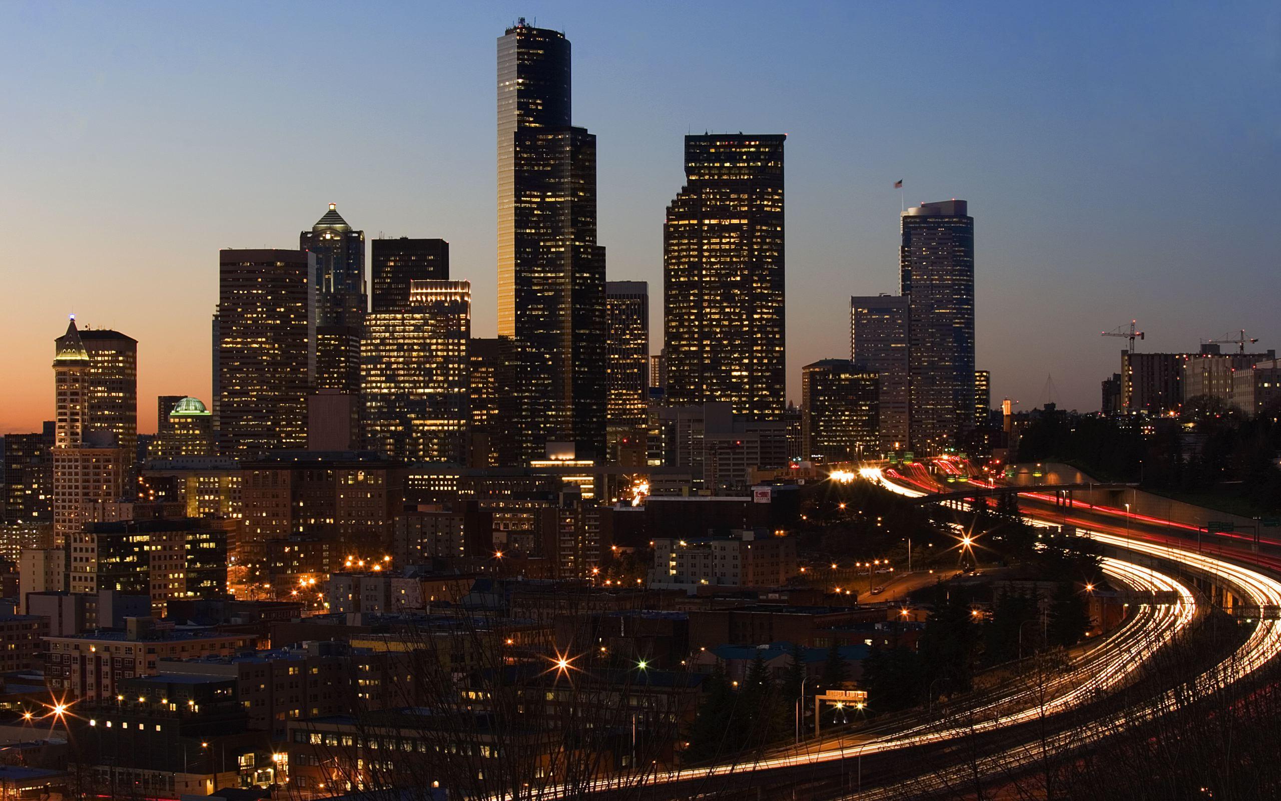 Большой город красивый картинки