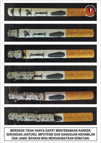 Плакаты против курения фото 27