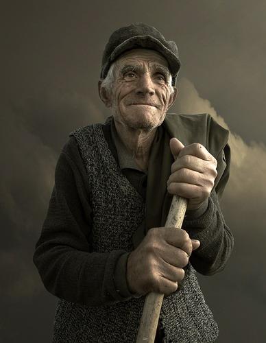 Фота очень махнатих старих бабушек