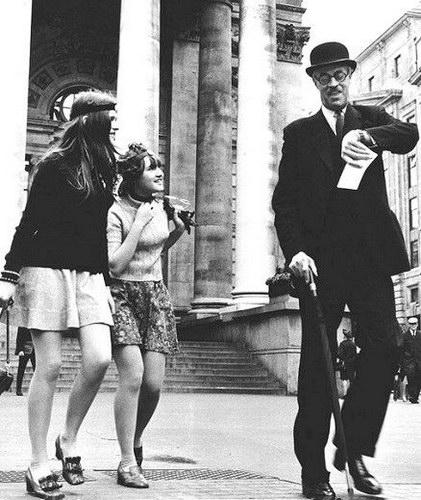 Историческое :: Красотки 60-х фото 2