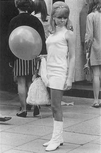 Историческое :: Красотки 60-х фото 7