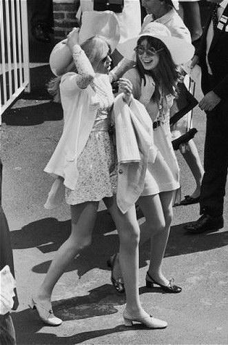 Историческое :: Красотки 60-х фото 30