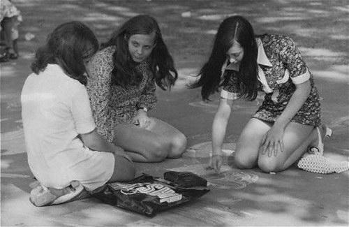 Историческое :: Красотки 60-х фото 32