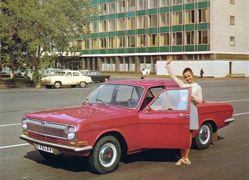 Советские автомобили фото 0