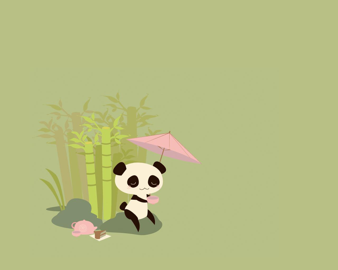 миленькие панды  № 3356360 загрузить