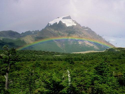 Природа :: Радуга фото 2