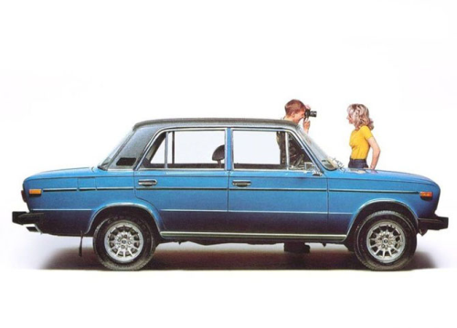Реклама старых советских автомобилей фото 5