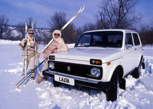 Реклама старых советских автомобилей фото 6