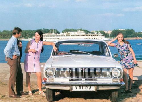 Реклама старых советских автомобилей фото 15
