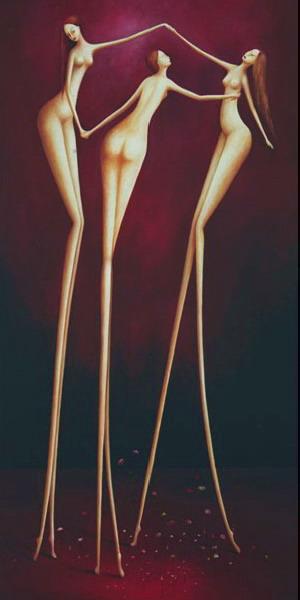 Художники :: Необычнй мир Рози Демарт :: фотография 2
