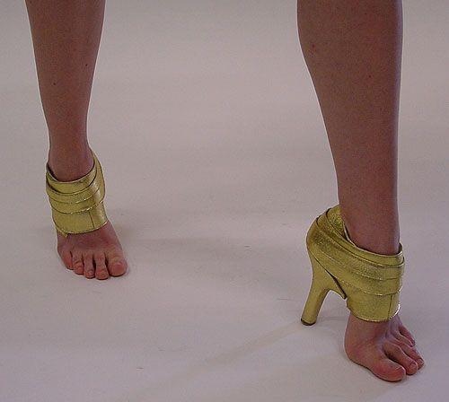 Своими руками :: Обувь для тех кому скучно фото 2