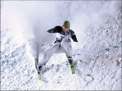 Лыжная акробатика фото 0