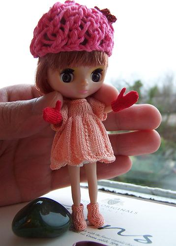 Сделать маленькие куколки