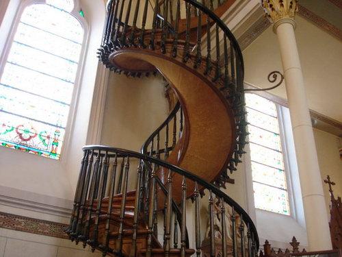 Лестницы фото 2