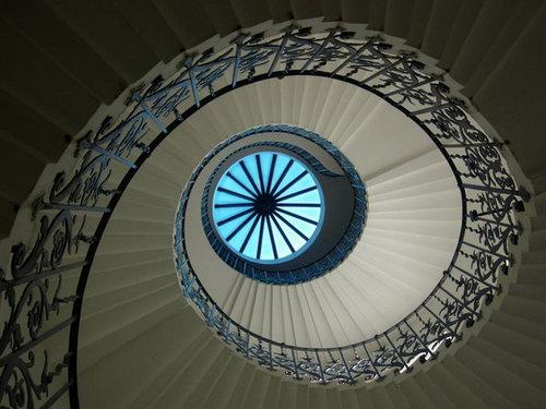 Лестницы фото 5
