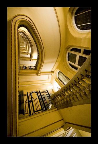 Лестницы фото 10