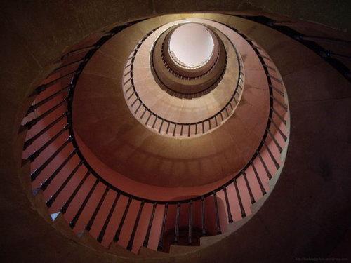 Лестницы фото 11