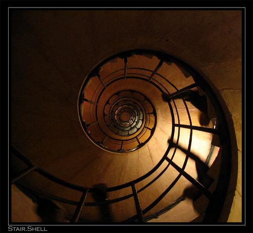 Лестницы фото 12