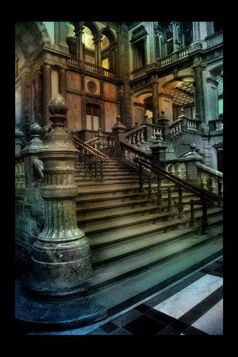 Лестницы фото 16