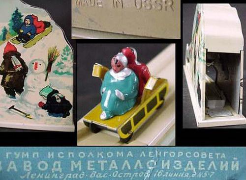 Историческое :: Игрушки из СССР фото 44