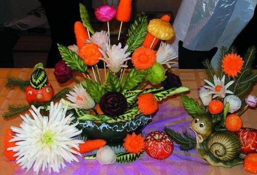 Овощное творчество фото 3