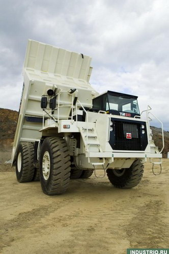 Транспорт :: Очень большие грузовики фото 1
