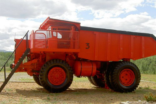 Транспорт :: Очень большие грузовики фото 4