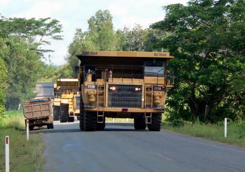 Транспорт :: Очень большие грузовики фото 5
