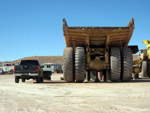 Транспорт :: Очень большие грузовики фото 18