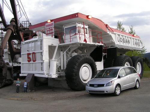 Транспорт :: Очень большие грузовики фото 27