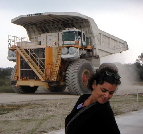 Транспорт :: Очень большие грузовики фото 31