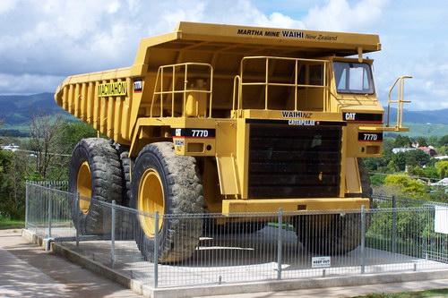 Транспорт :: Очень большие грузовики фото 32